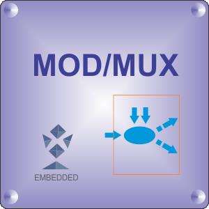 DVB Modulators/MUX