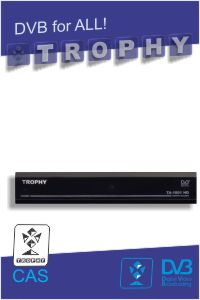TA-1001 DVB-C Set-Top-Box